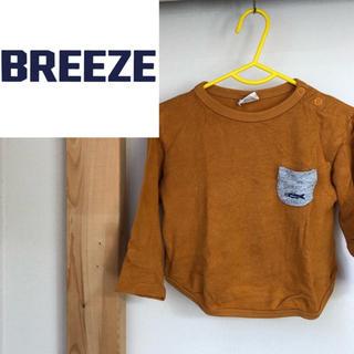 ブリーズ(BREEZE)のブリーズ ロンT セーター 90(Tシャツ/カットソー)