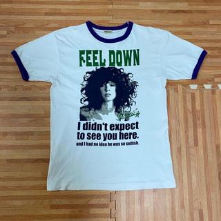 Supreme - リンガーTシャツ ヴィンテージ  80s  90s  古着 Tシャツ