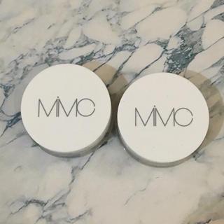 エムアイエムシー(MiMC)の2個セット mimc エッセンスハーブバームクリーム(フェイスオイル/バーム)