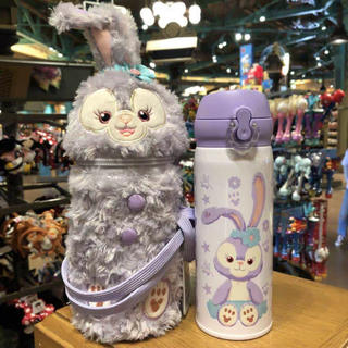 Disney - ダッフィ-水筒と水筒カバーセット