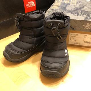 ザノースフェイス(THE NORTH FACE)のこちゃま様専用ノースフェイス ヌプシー キッズ 14cm スノーブーツ(長靴/レインシューズ)