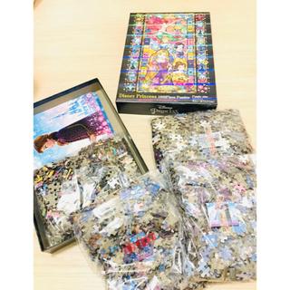 ディズニー(Disney)のディズニープリンセス 1000ピースパズル セット(その他)