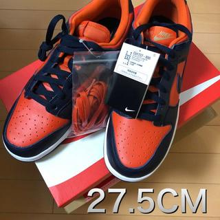 NIKE DUNK LOW SP Champ Colors 27.5(スニーカー)