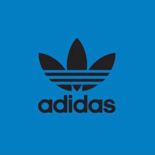 adidas - カバー 青(M/Lサイズ)2枚セット