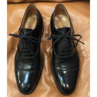 ボノーラ(BONORA)のボノーラ BONORA サイズ6 1/2 25cm 黒 ブラック(ドレス/ビジネス)