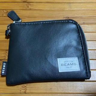 ビームス(BEAMS)のbeamsランドファスナー財布(折り財布)