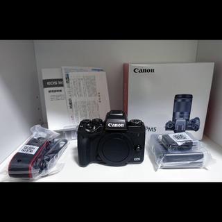 Canon - CANON EOS M5 ボディ(2020年9月購入品/保証書あり)