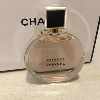 CHANEL - シャネル 香水 CHANCE 一度のみの使用 ほぼ新品