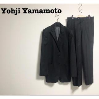 Yohji Yamamoto - Yohji Yamamoto A.A.R セットアップ ジャケット スラックス