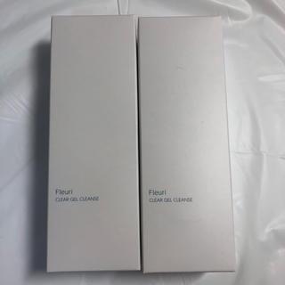 Fleuri クリアゲルクレンズ  2つセット 新品