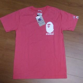 Champion - [新品未使用品]champion×APE ピンクTシャツ