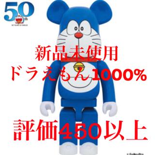 メディコムトイ(MEDICOM TOY)の新品未使用 ベアブリック ドラえもん 1000%(キャラクターグッズ)