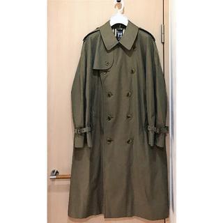 BURBERRY - Burberrys DEADSTOCK Vintage Trench Coat