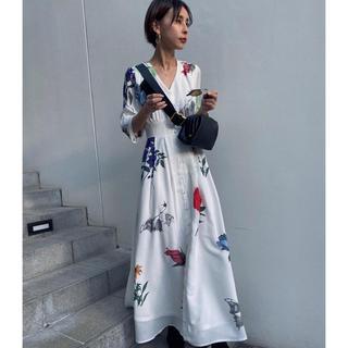 Ameri VINTAGE - 2WAY AMANDA DRESS 新品 未使用 S