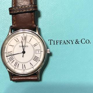 Tiffany & Co. - ティファニー 時計 メンズ (故障中)