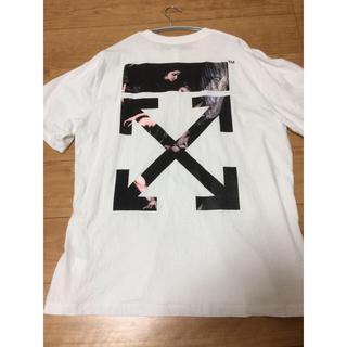 OFF-WHITE - off-white tシャツ オフホワイト