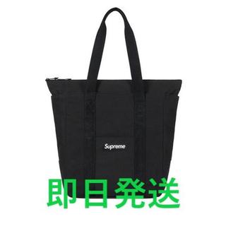 Supreme - Supreme Canvas Tote 黒