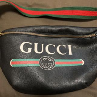 Gucci - gucci ウエストポーチ ウエストバッグ