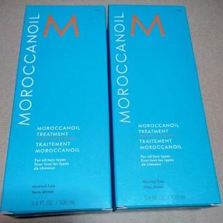Moroccan oil - モロッカンオイル トリートメント 100ml 2本 ②
