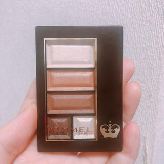 RIMMEL - ほぼ新品 リンメル ショコラスウィート アイズ 001