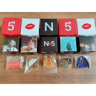 AAA - 《新品未使用》Nissy ピンズ 5種セット!