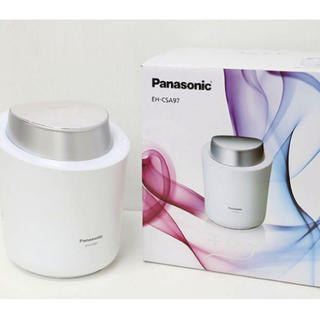 Panasonic - 値下げ交渉可 新品パナソニックスチーマー eh-csa97