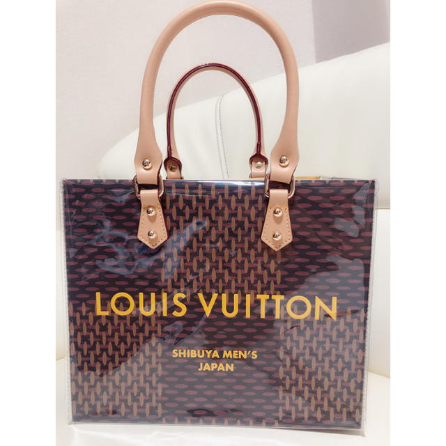 LOUIS VUITTON(ルイヴィトン)のルイヴィトン2020年NIGOコラボ限定 クリアバック レディースのバッグ(ハンドバッグ)の商品写真