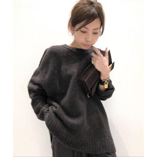 L'Appartement DEUXIEME CLASSE - ☆アパルトモンL'Appartement ☆ BF Knit/ブラウン