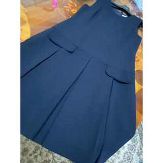 FOXEY - FOXEY フォクシー 定価118800円 ドレス ツイギー ブラック