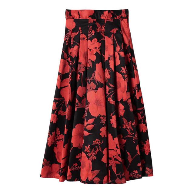eimy istoire(エイミーイストワール)のJulia flower スカート S レディースのスカート(ロングスカート)の商品写真