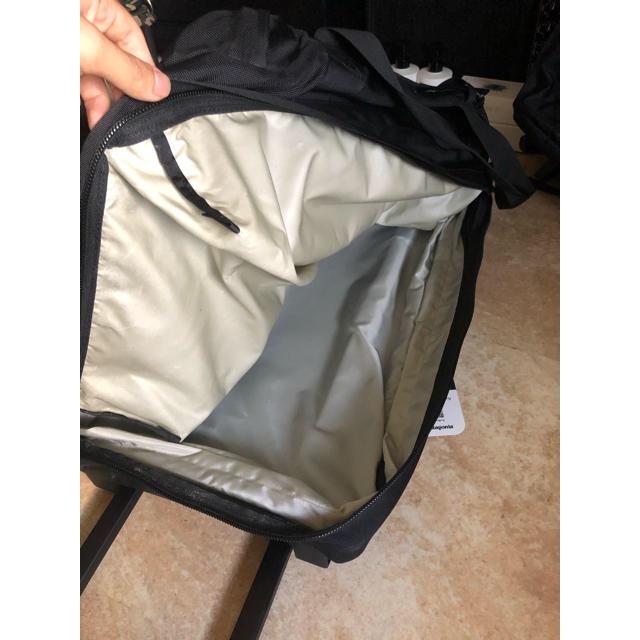 patagonia(パタゴニア)のpatagonia パタゴニア/キャリーバッグ blackholeトランスポート メンズのバッグ(トラベルバッグ/スーツケース)の商品写真