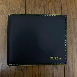 フルラ(Furla)のフルラ FURLA メンズ 二つ折り財布 未使用品(折り財布)