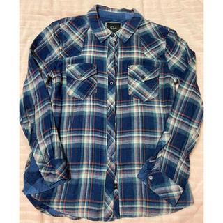 ローズバッド(ROSE BUD)のRails ネルシャツ(シャツ/ブラウス(長袖/七分))