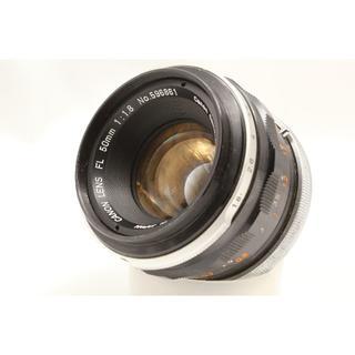 キヤノン(Canon)のCanon zoom Lens FL 50mm 1.8 単焦点レンズ(フィルムカメラ)