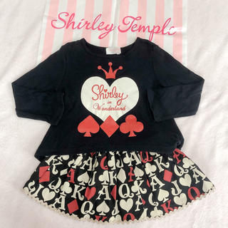 Shirley Temple - シャーリーテンプル トランプセット100.90