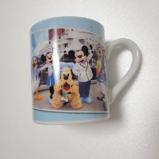 Disney - 未使用  ディズニー 実写 マグカップ