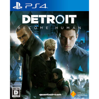PlayStation4 - Detroit: Become Human PS4