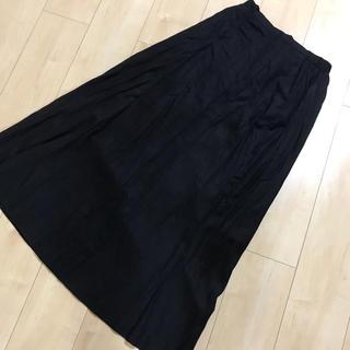 GU - Aラインスカート