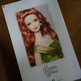 バービー(Barbie)のバービー人形 バースデーウィッシュ バービー グリーン コレクションドール(ぬいぐるみ/人形)