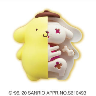 サンリオ - KAITAI FANTASY サンリオキャラクターズ ポムポムプリン メガハウス