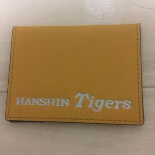 ハンシンタイガース(阪神タイガース)の阪神タイガース カード入れ カードケース(名刺入れ/定期入れ)