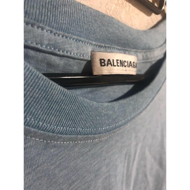 Balenciaga(バレンシアガ)のBalenciaga シャツ メンズのトップス(Tシャツ/カットソー(半袖/袖なし))の商品写真