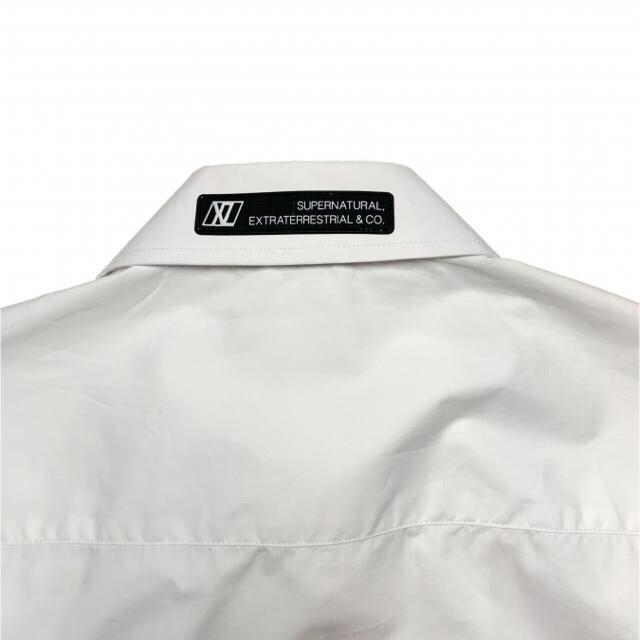 JOHN LAWRENCE SULLIVAN(ジョンローレンスサリバン)のxander zhou 20aw ジクザクシャツ プッチンプリン様専用 メンズのトップス(シャツ)の商品写真