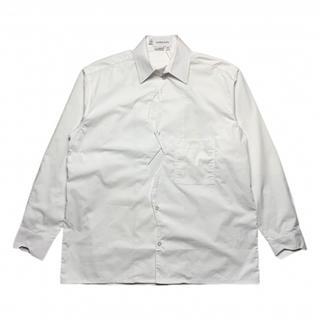 JOHN LAWRENCE SULLIVAN - xander zhou 20aw ジクザクシャツ 新品
