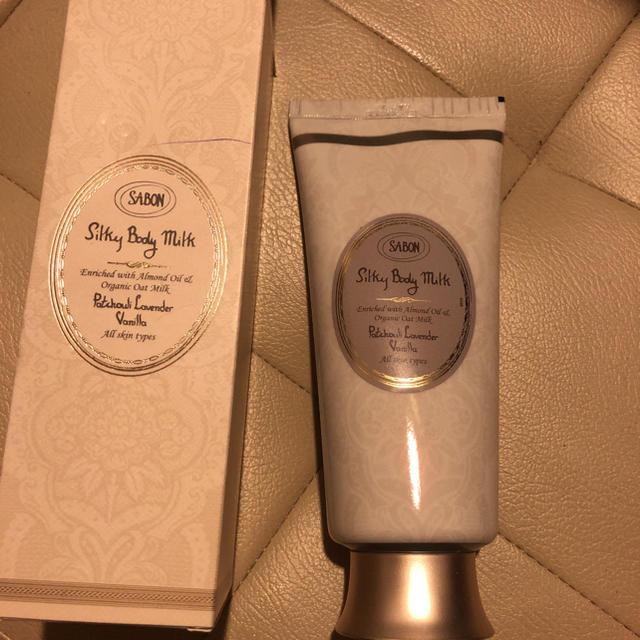 SABON(サボン)のSABON  ボディミルク コスメ/美容のボディケア(ボディクリーム)の商品写真