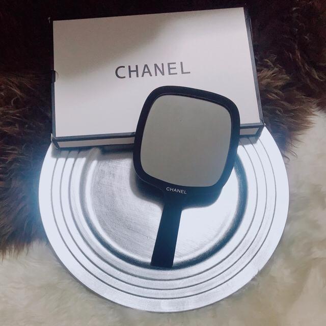 CHANEL(シャネル)のCHANEL ハンドミラー  コスメ/美容のコスメ/美容 その他(その他)の商品写真