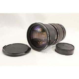 キヤノン(Canon)のCanon FD 35-105mm F3.5 キヤノン 前後キャップ付き(フィルムカメラ)