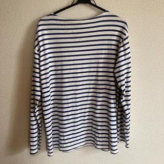セントジェームス(SAINT JAMES)のセントジェームス SAINT JAMES バスクシャツ ボーダー ウエッソン(Tシャツ/カットソー(七分/長袖))