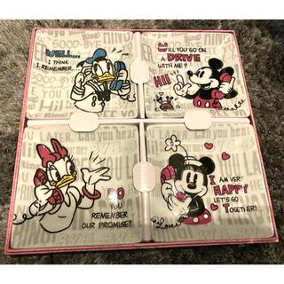 Disney - Disney プレート4P セット