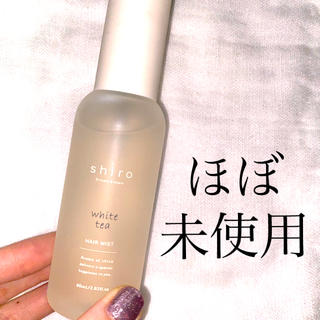 shiro - shiro シロ ヘアミスト ホワイトティー 80ml
